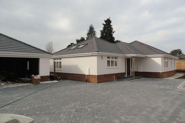 Thumbnail Detached bungalow for sale in Oaks Drive, St. Leonards, Ringwood