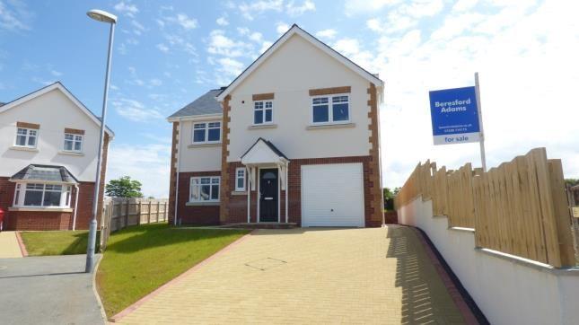 Thumbnail Detached house for sale in Cae Gethin, Llanfairpwllgwyngyll, Sir Ynys Mon