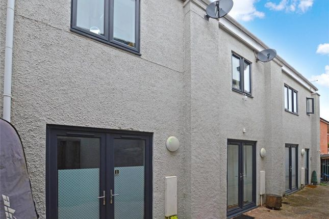 2 bed end terrace house for sale in The Old Print Works, High Street, Crediton EX17