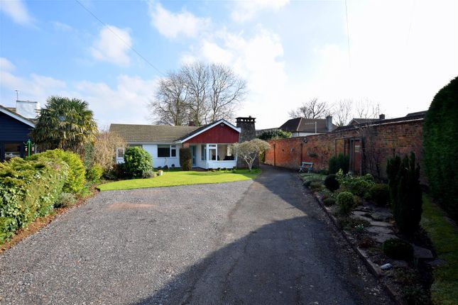 Thumbnail Detached bungalow for sale in Lodway Gardens, Pill, Bristol