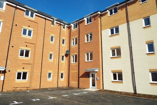 Thumbnail Flat to rent in Hearth House, Signalman Court, Rugby