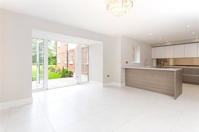 Thumbnail Flat for sale in Friary Court, St. Bernards Road, Solihull, West Midlands