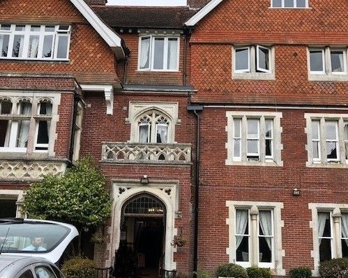 Thumbnail Shared accommodation to rent in London Road, Liss