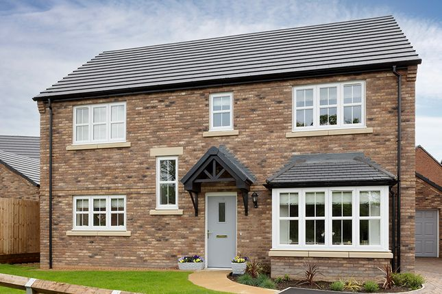 """4 bed detached house for sale in """"Wilson"""" at Thirsk Road, Kirklevington, Yarm TS15"""