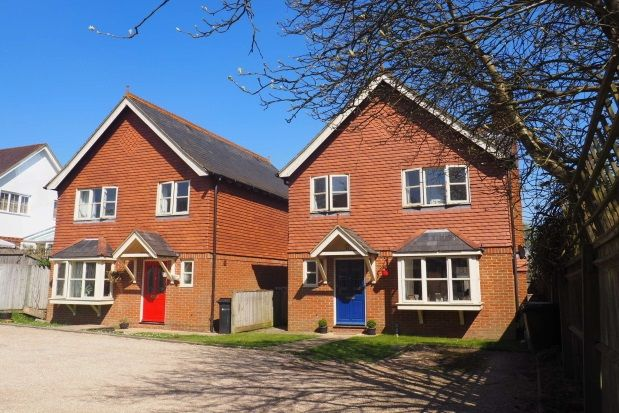 Thumbnail Detached house to rent in Village Street, Newdigate, Dorking
