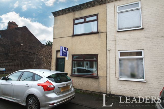 Thumbnail End terrace house to rent in James Street, Northwich