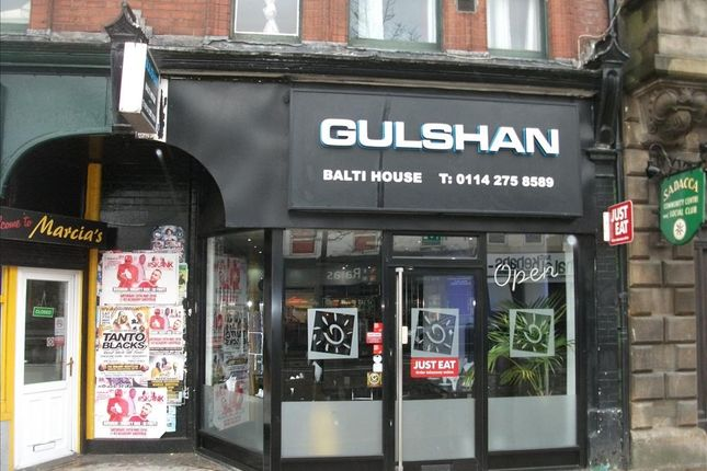 Restaurant/cafe for sale in Wicker, Sheffield