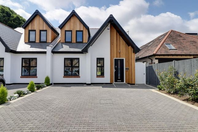 4 bed semi-detached house for sale in Blenheim Crescent, Leigh-On-Sea, Essex SS9