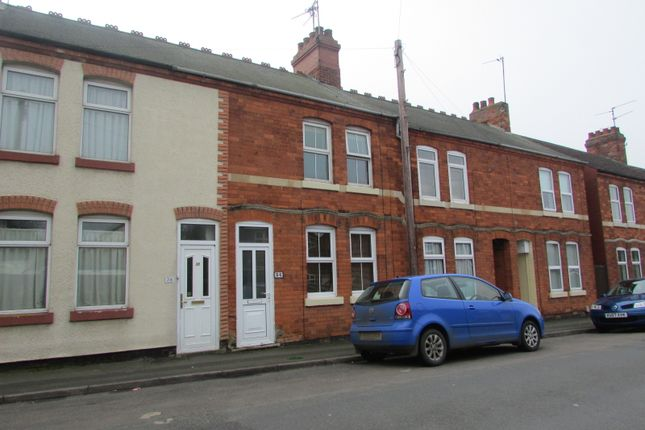 Thumbnail Terraced house to rent in Robinson Road, Rushden