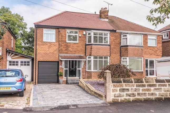 Thumbnail Semi-detached house for sale in Bramley Lane, Sheffield