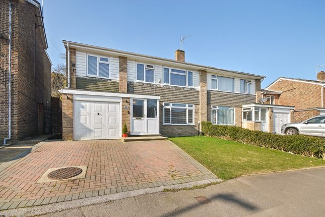 5 bed semi-detached house for sale in Enbrook Valley, Folkestone CT20