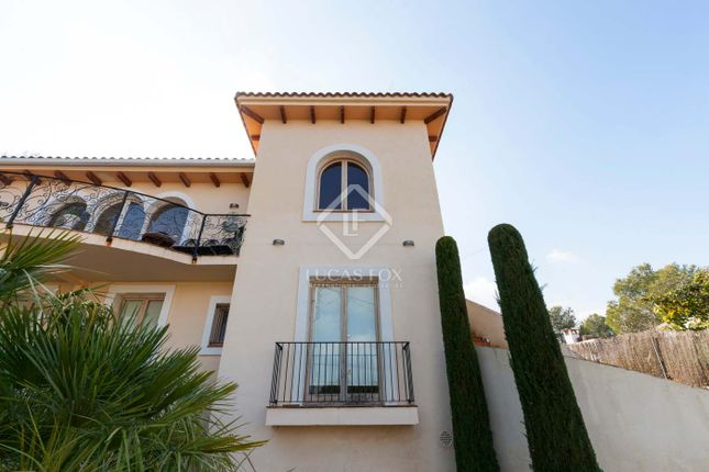 Houses for sale in olivella barcelona catalonia spain - Fincas la clau sitges ...