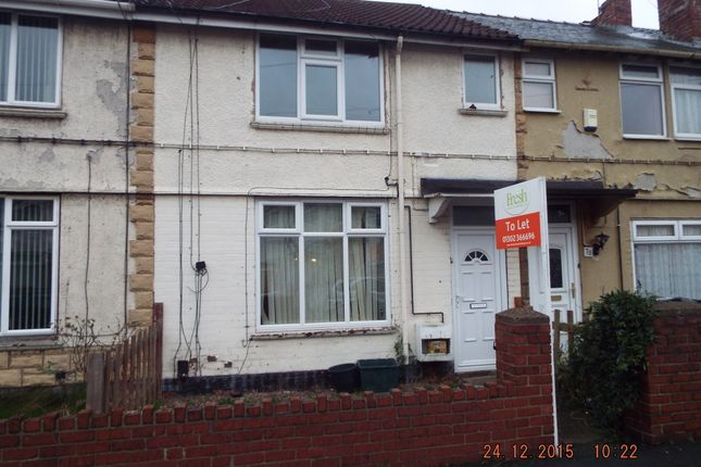 2 bed terraced house to rent in Asquith Road, Bentley, Doncaster DN5