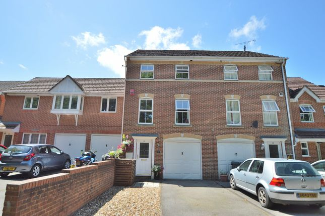 Town house for sale in Tristram Close, Chandler's Ford, Eastleigh