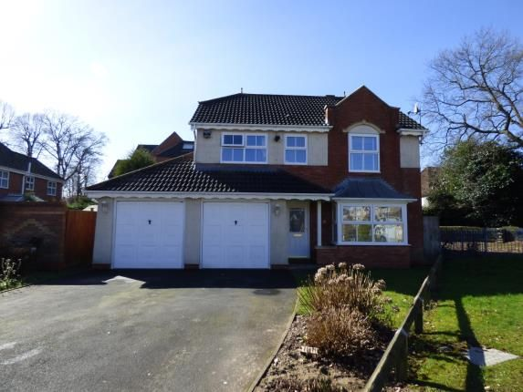Thumbnail Detached house for sale in Oak Leaf Drive, Moseley, Birmingham, West Midlands