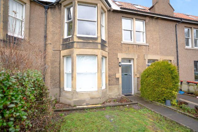 Thumbnail Terraced house to rent in Relugas Road, Grange, Edinburgh