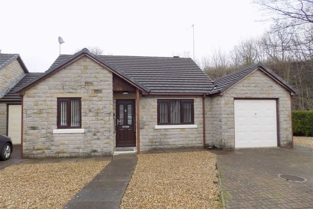 Thumbnail Detached bungalow for sale in Wharf Court, Whaley Bridge, High Peak