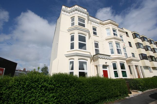 Thumbnail Flat to rent in Exmouth Road, Stoke, Plymouth