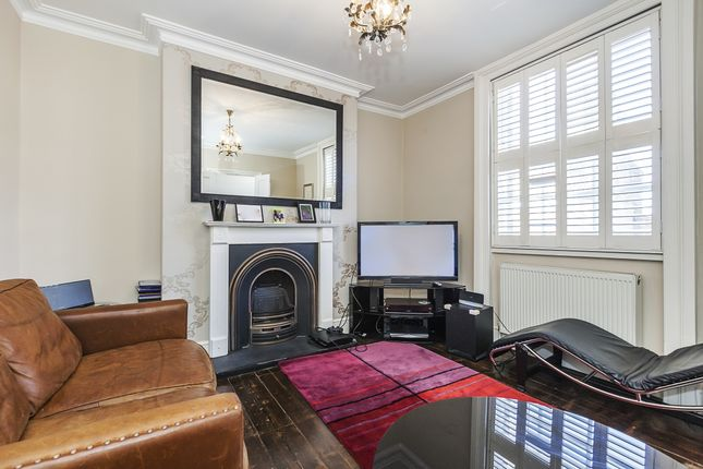 Thumbnail Terraced house to rent in Dutton Street, London
