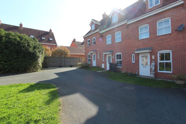 Thumbnail Town house for sale in Frost Fields, Castle Donington