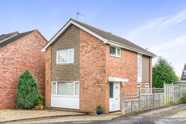Thumbnail Detached house for sale in Ludford Close, Stratford-Upon-Avon