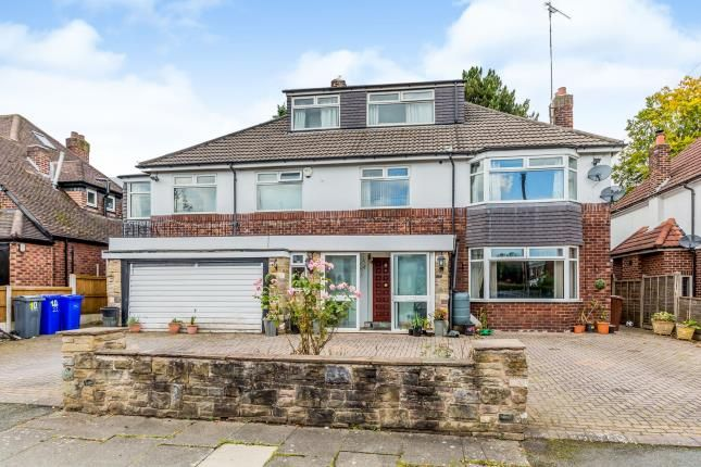 Thumbnail Detached house for sale in Beechpark Avenue, Northenden, Manchester, Gtr Manchester