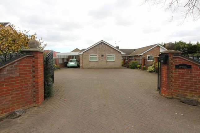 Thumbnail Property for sale in Mill Lane, Bradwell, Great Yarmouth