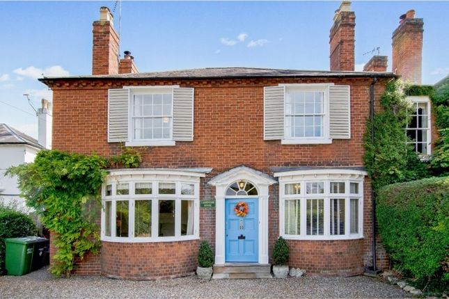 Thumbnail Detached house for sale in Blakebrook, Kidderminster, Worcestershire