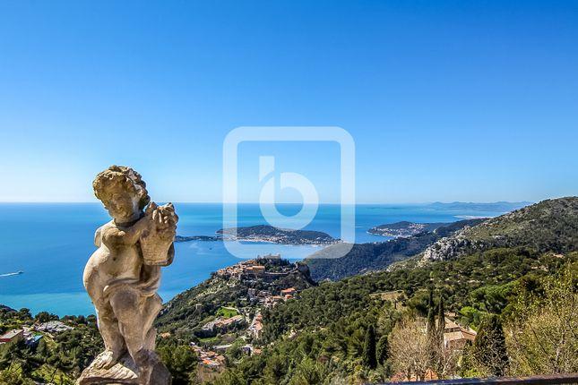 Thumbnail Property for sale in Eze, Provence-Alpes-Cote D'azur, 06360, France