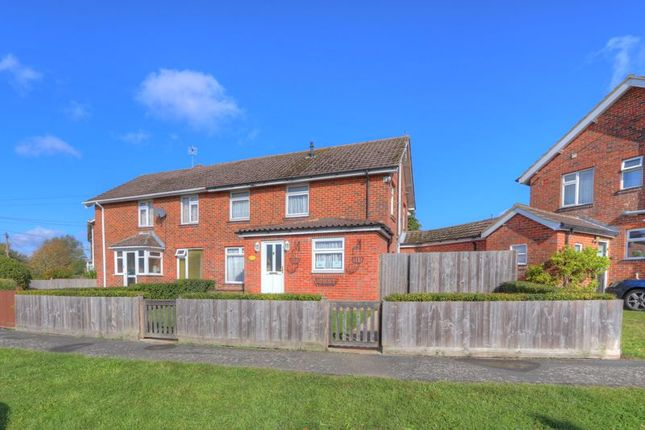 Thumbnail Semi-detached house for sale in Brownhill Road, North Baddesley, Hampshire