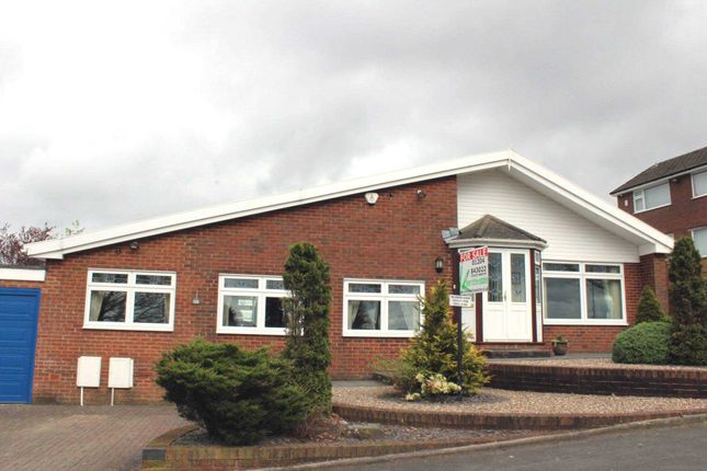 Thumbnail Detached bungalow for sale in Armadale Road, Bolton