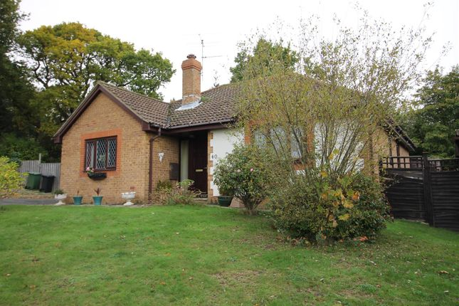 Thumbnail Detached bungalow for sale in Fairfield Chase, Bexhill-On-Sea