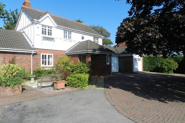 Thumbnail Detached house to rent in Lord Street, Croft, Warrington