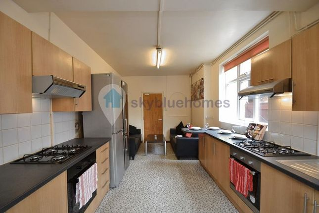 Thumbnail Terraced house to rent in Stretton Road, Leicester