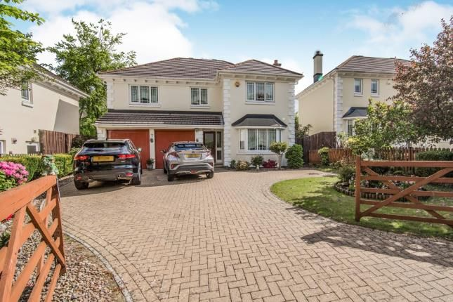 Thumbnail Detached house for sale in Carlyon Bay, St Austell, Cornwall