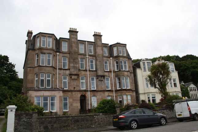 Thumbnail Flat for sale in 31 Ardbeg Road, Toward View, Isle Of Bute, Rothesay