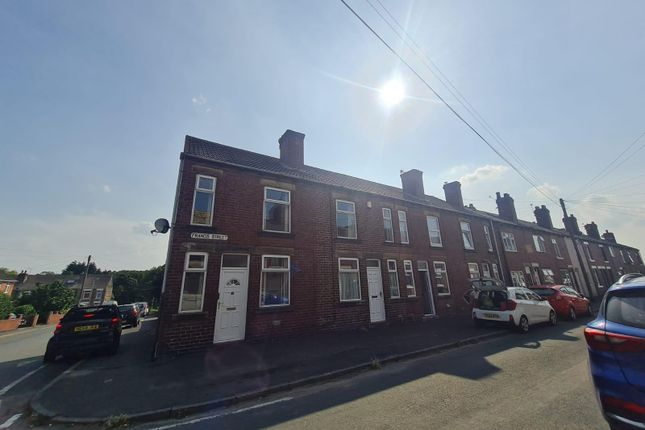 2 bed terraced house to rent in Francis Street, Ackworth, Pontefract WF7