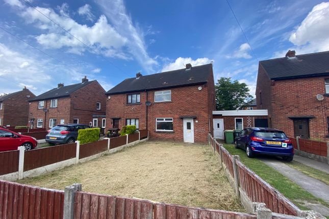 Thumbnail Semi-detached house for sale in Mossfield Road, Kearsley, Bolton