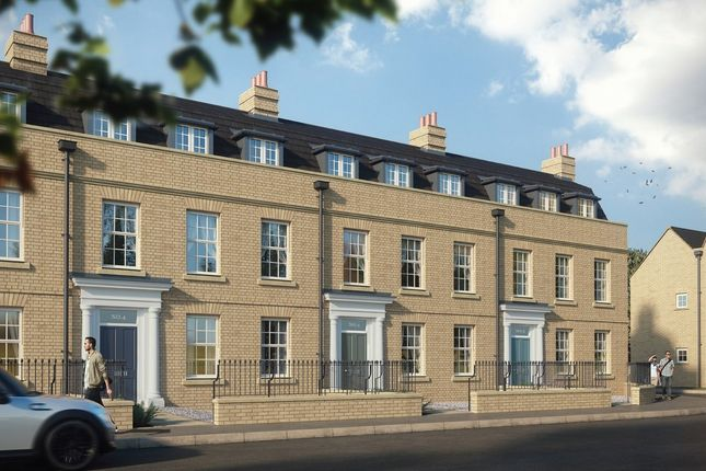 Thumbnail Town house for sale in Kings, Barton Road, Ely
