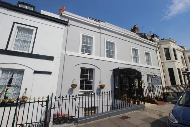 Thumbnail Terraced house for sale in Athenaeum Street, The Hoe, Plymouth, Devon