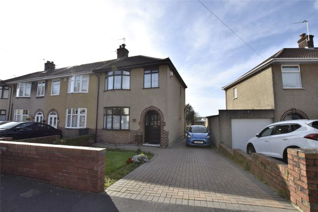 Thumbnail Semi-detached house for sale in Elstree Road, St. George, Bristol