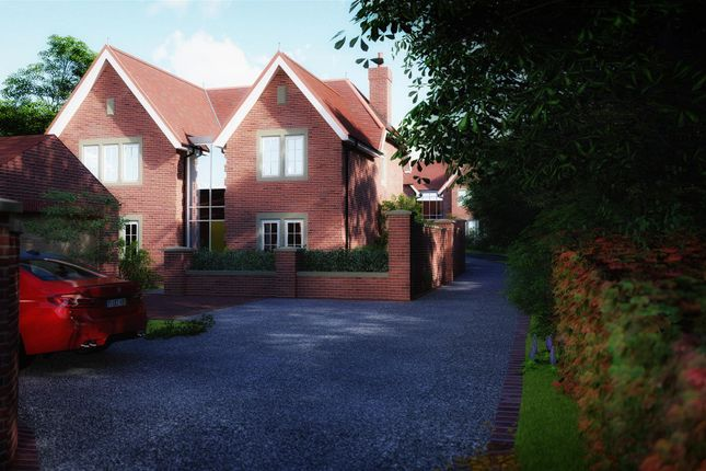 Thumbnail Detached house for sale in Plot 3, East End, Walkington, Beverley