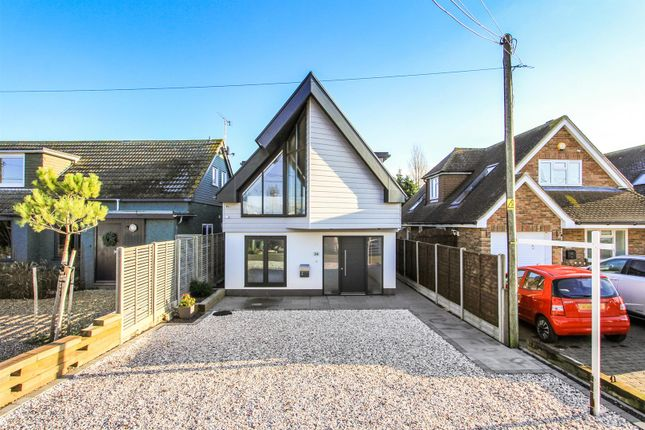Thumbnail Detached house for sale in Hodgson Road, Seasalter, Whitstable