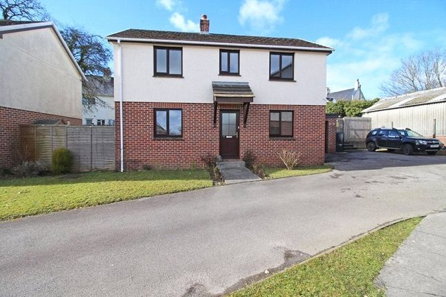 Detached house to rent in Aunay Close, Holsworthy