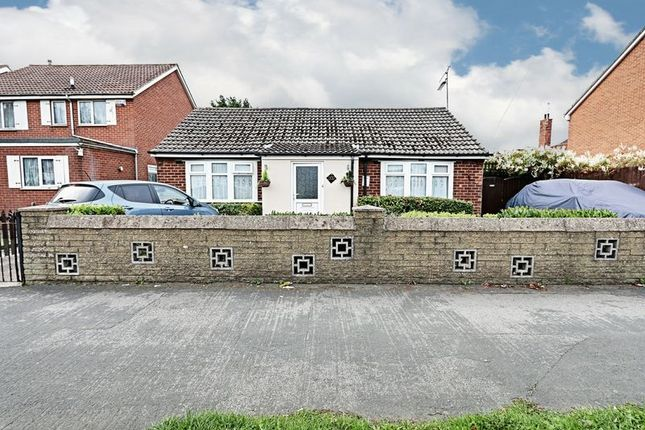 Thumbnail Detached bungalow for sale in Preston Road, Hull