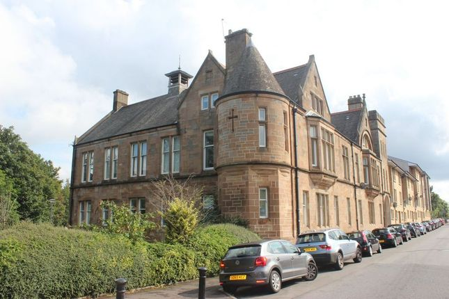 Thumbnail Flat for sale in Coplaw Street, Glasgow