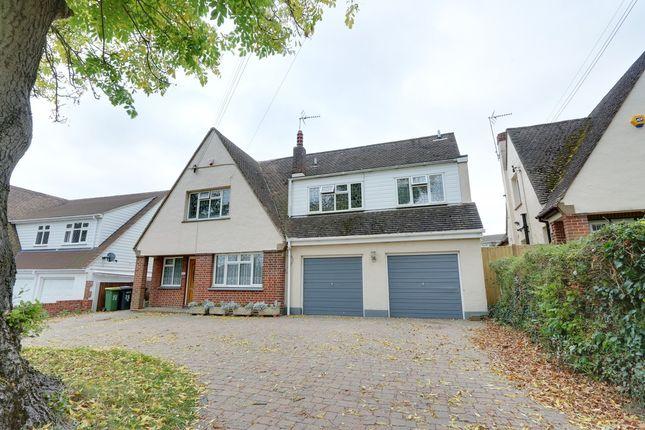 Thumbnail Detached house for sale in Fountain Lane, Hockley