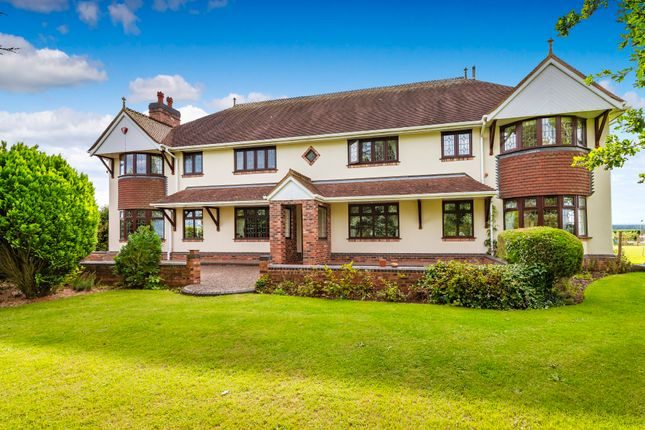 Thumbnail Detached house for sale in Great Chatwell, Newport