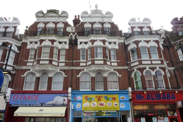 Thumbnail Flat to rent in Seaside Road, Eastbourne
