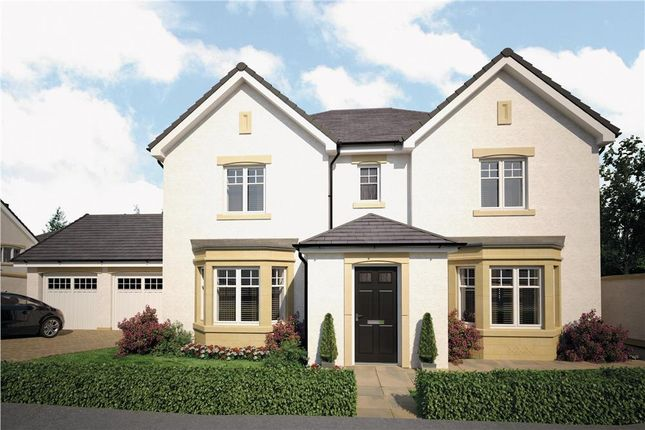"Thumbnail Detached house for sale in ""Heriot"" at Dreghorn Loan, Colinton, Edinburgh"